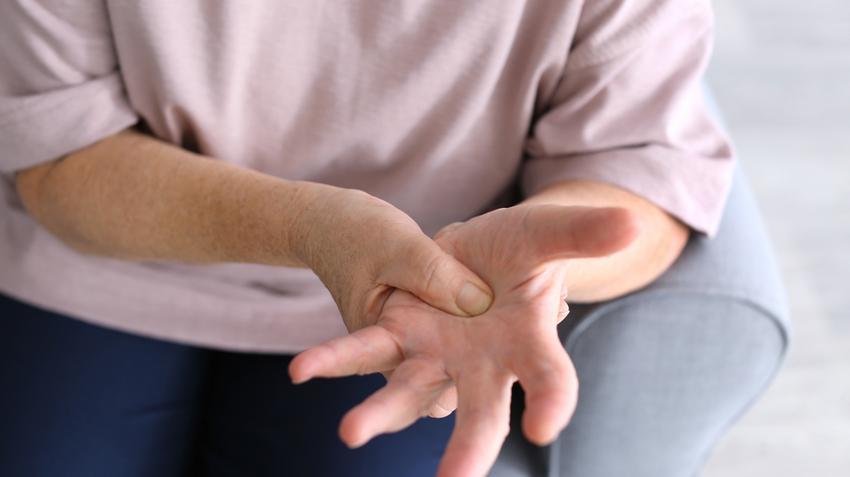 ízület kéz a fájdalom után csontritkulás mell krém
