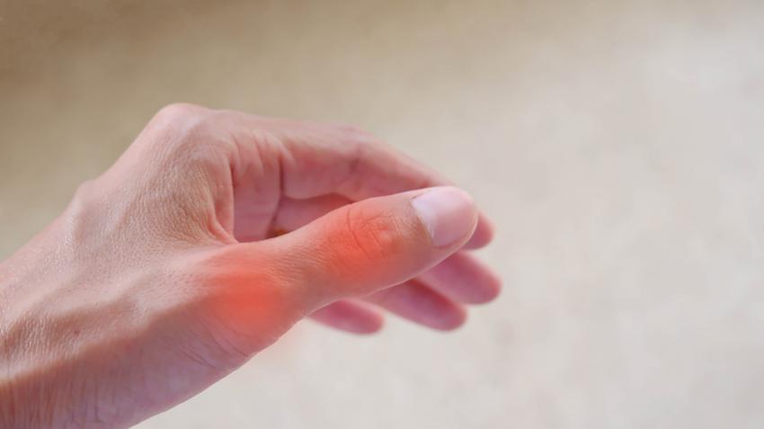 a hüvelykujj ízületeinek gyulladása artrózis 2 térdízület kezelése 3 fok