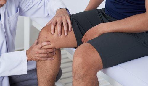 hogyan kell kezelni a térd izomrándulását
