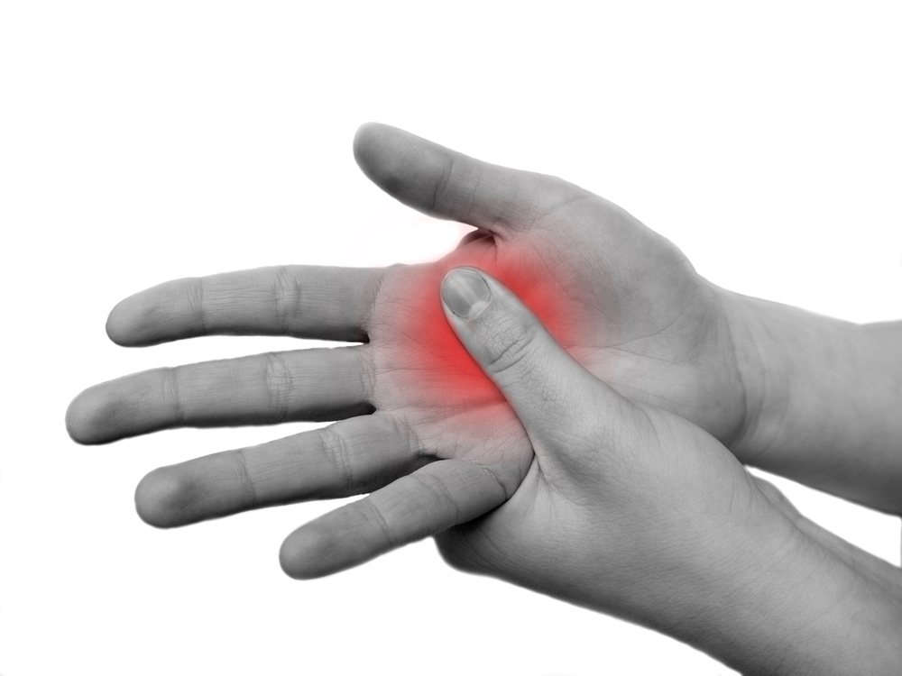 a hüvelykujj ízületi fájdalmak