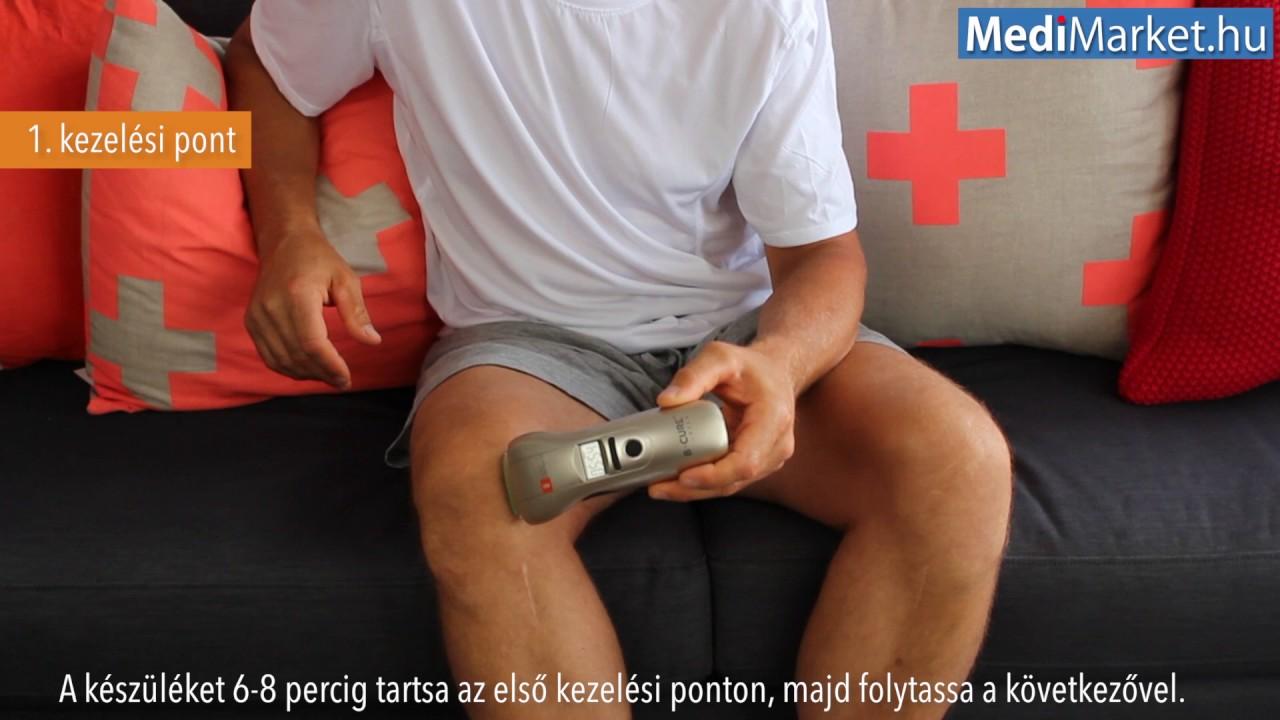 artrózis infravörös kezelés)