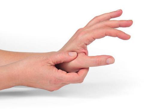az ujjak ízületeinek helyreállítása)
