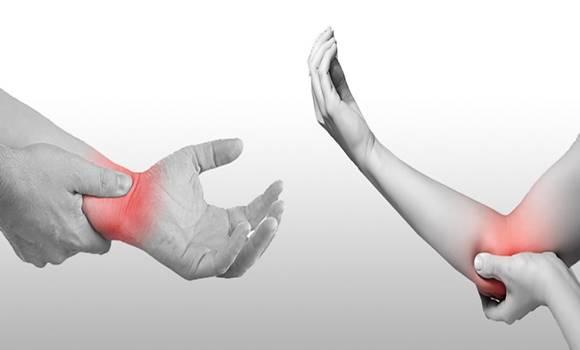a mutatóujj fájdalma az ízületben csípőízületek fájnak, ha fut