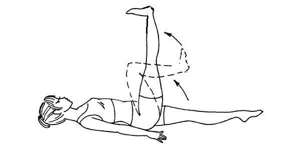 a bokaízület deformáló artrózisa 2-3 fokkal)