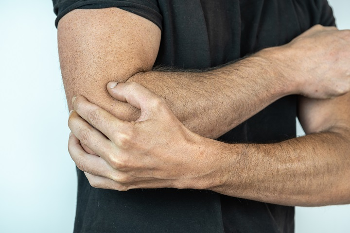 boka köszvényes artrózisa