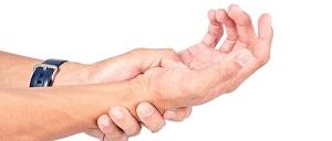 ízületi fájdalom a kéz hüvelykujját kezelve