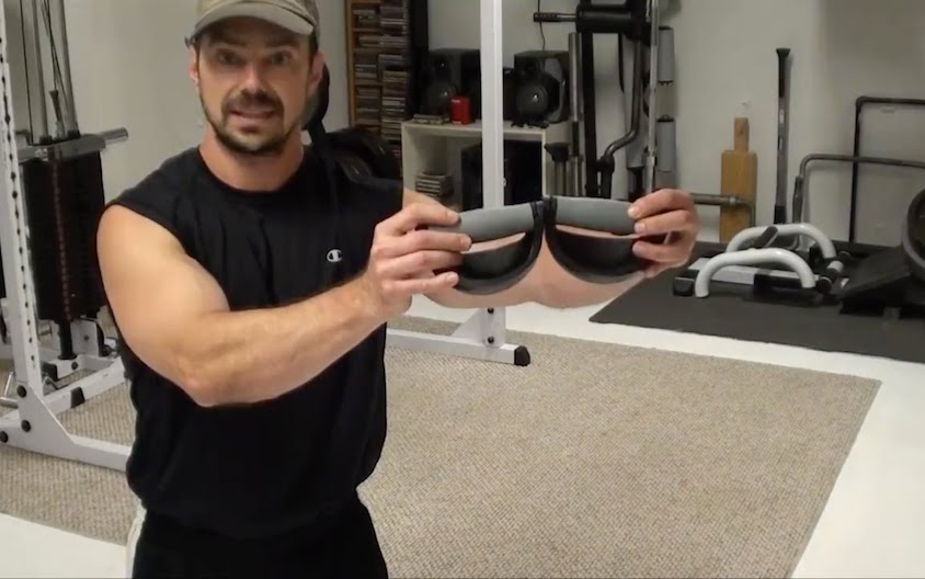 Gyakorlatok a hát és a gerinc izmok számára - Osteochondrosis -