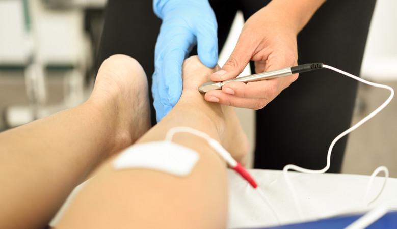 elektromos ízületi kezelés)