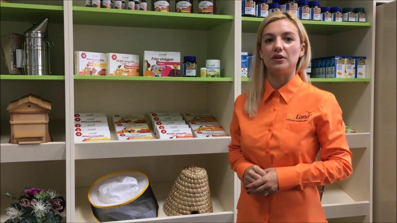 méhészeti termékek együttes kezelése