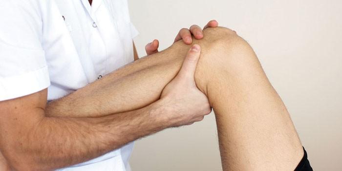 doa 1 fokos térdízület-kezelés