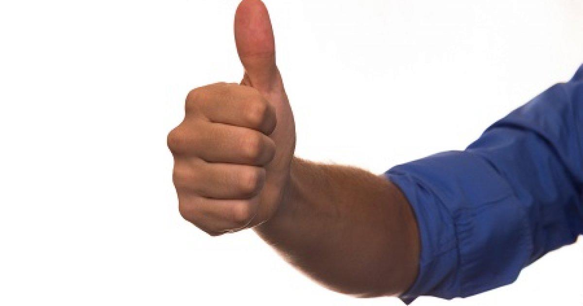 a jobb kéz mutatóujja ízületének fájdalma