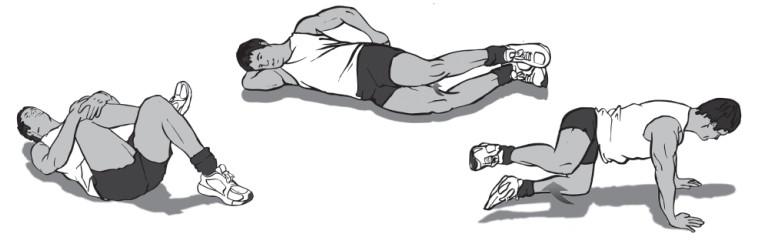 fizikai gyakorlatok csípőfájdalomra)