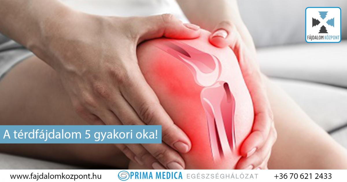 fájdalom a kéz és a térd ízületeiben)