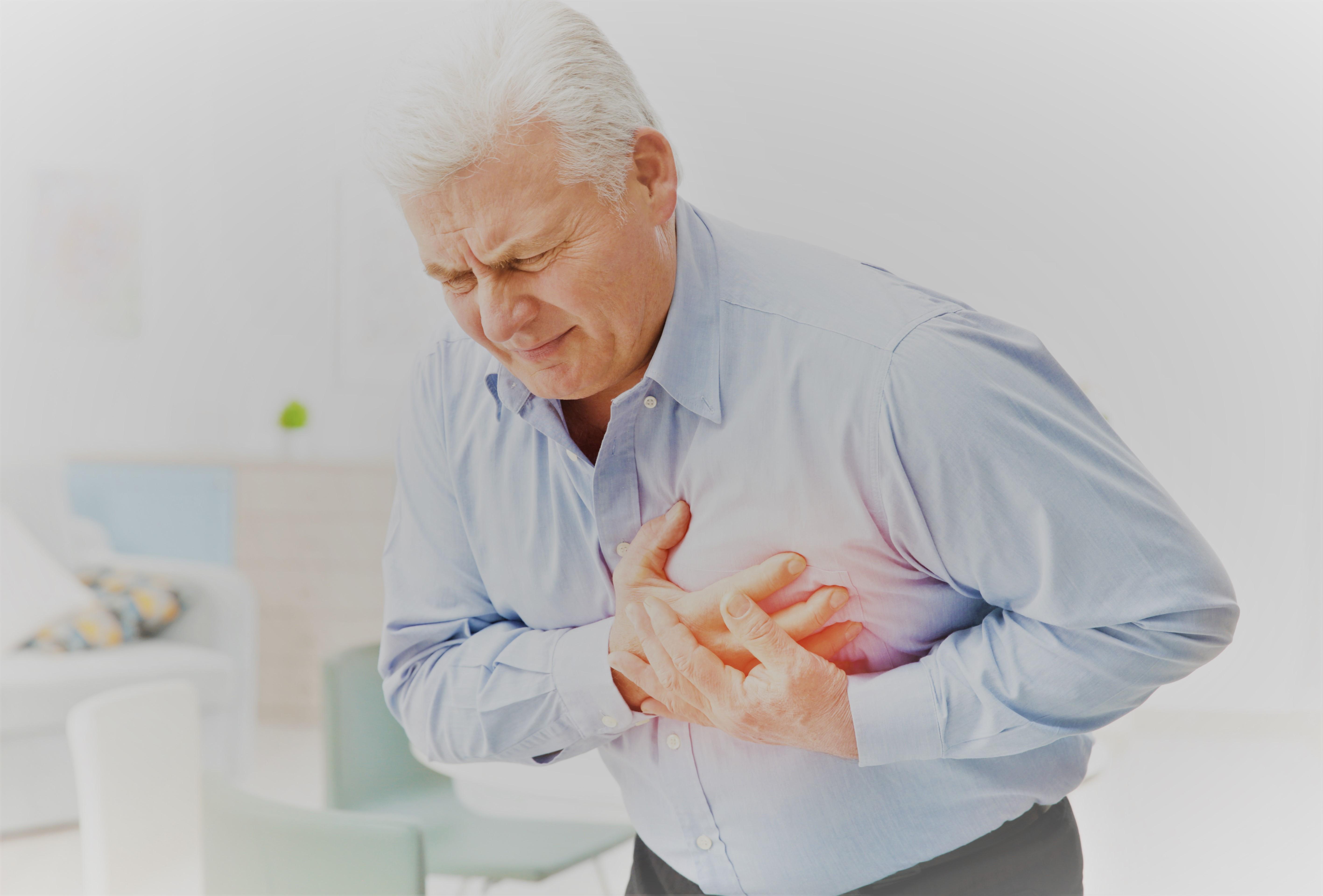 fájdalom minden ízületben, krónikus szívelégtelenségben