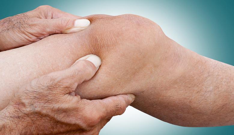 fájdalommal térdízület