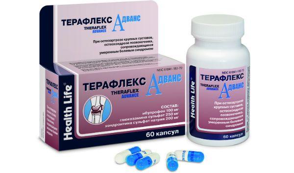 glükozamin-kondroitin és teraflex komplex)