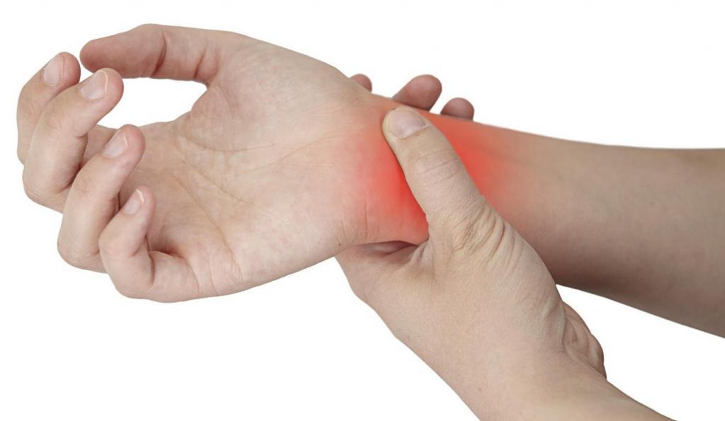hogyan kell kezelni a csuklóízület osteoarthrosisát otthon