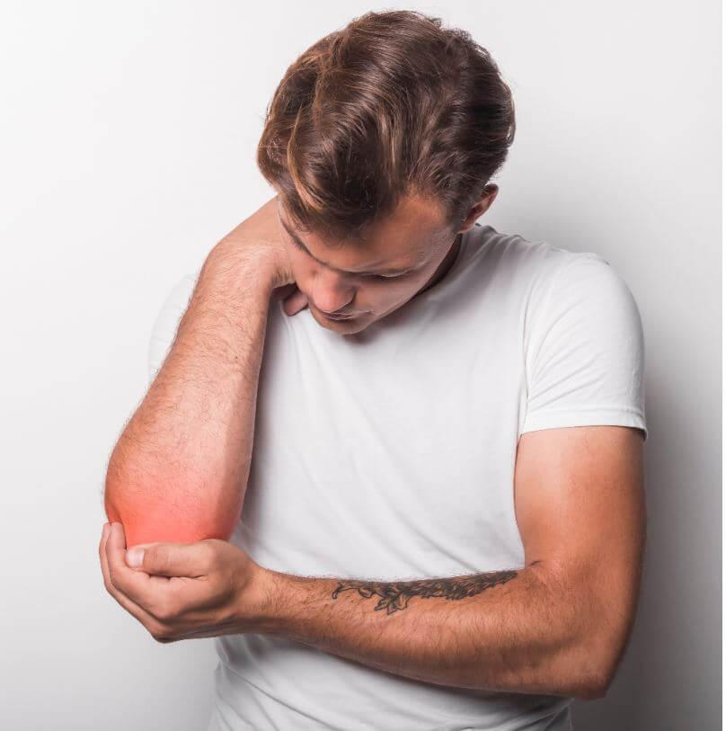 könyökízületek betegségei tünetek kezelése boka fáj a futás