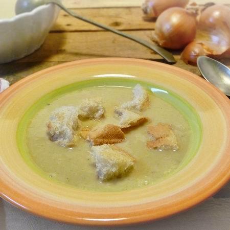 közös kezelés hagyma leves)