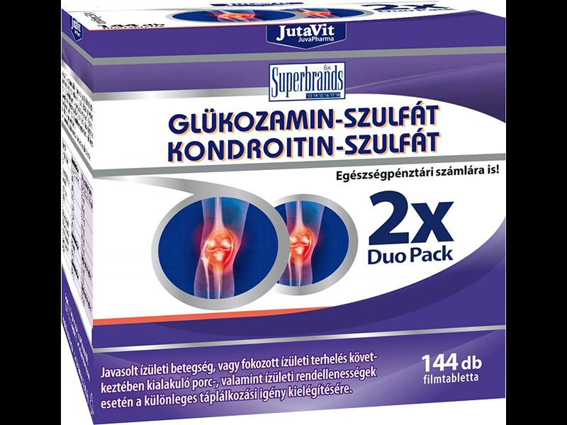 kondroitint és glükózamint tartalmaz fájdalom a térd rehabilitációja során