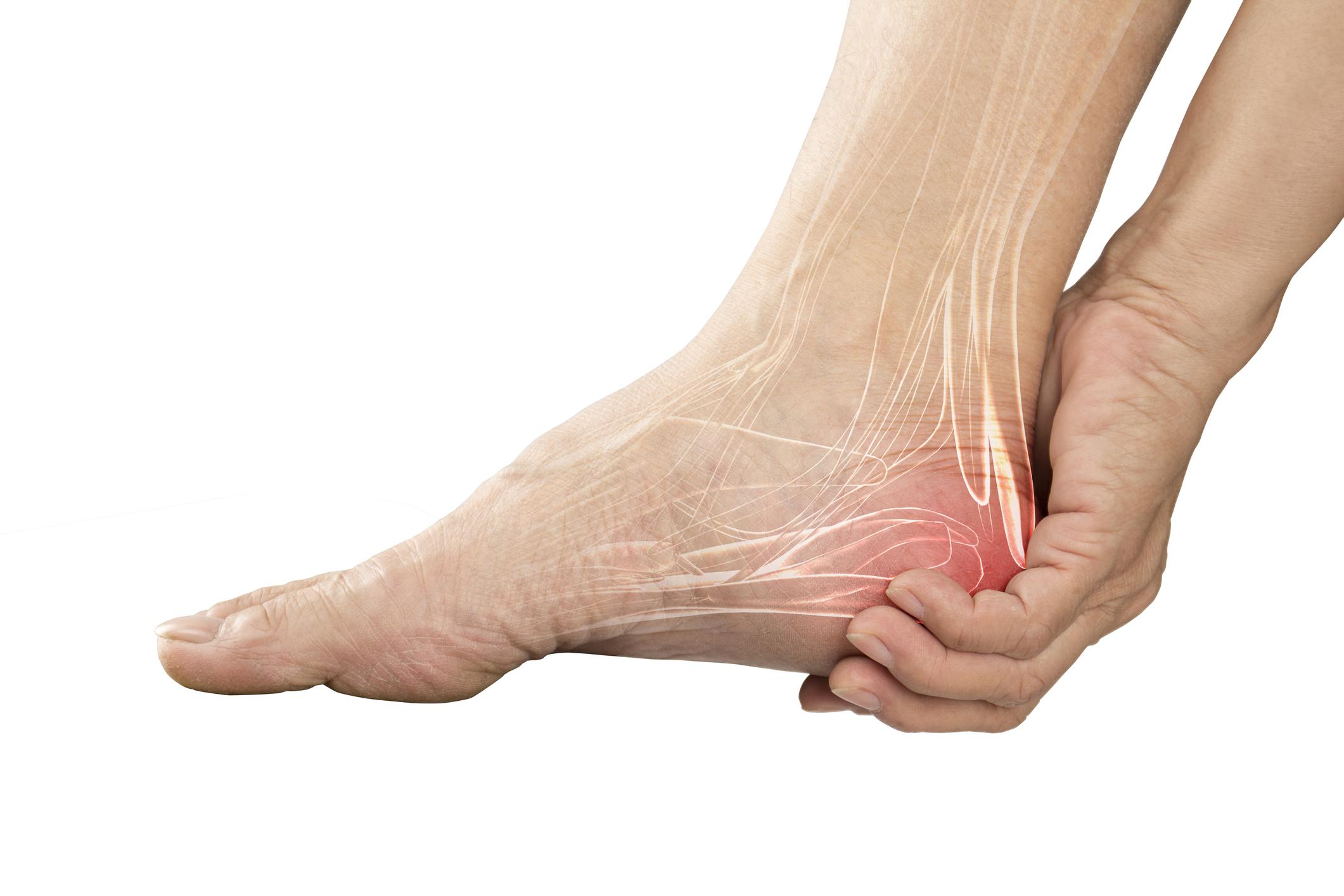 lábfájdalom az ízület gyulladása)