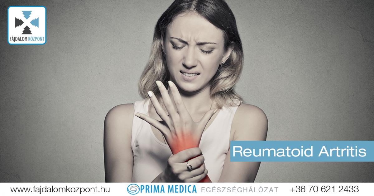 rheumatoid arthritis csukló fájdalom)