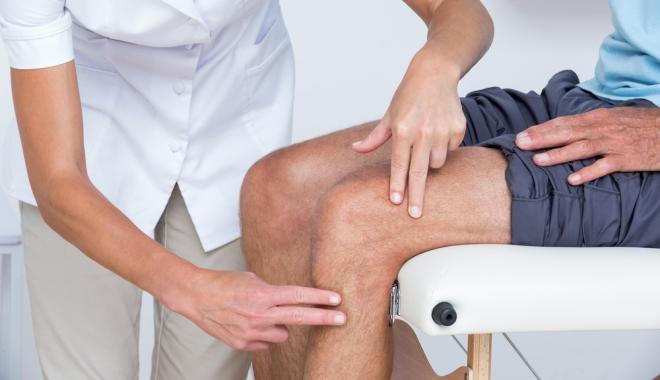 térd rheumatoid arthritis
