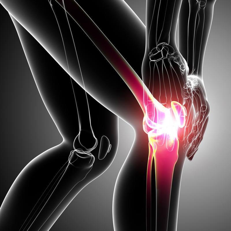 térdfájdalom komplex kezelése)