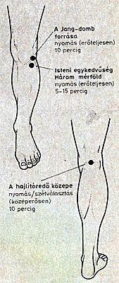térdízület foltok ízületi gyulladása)