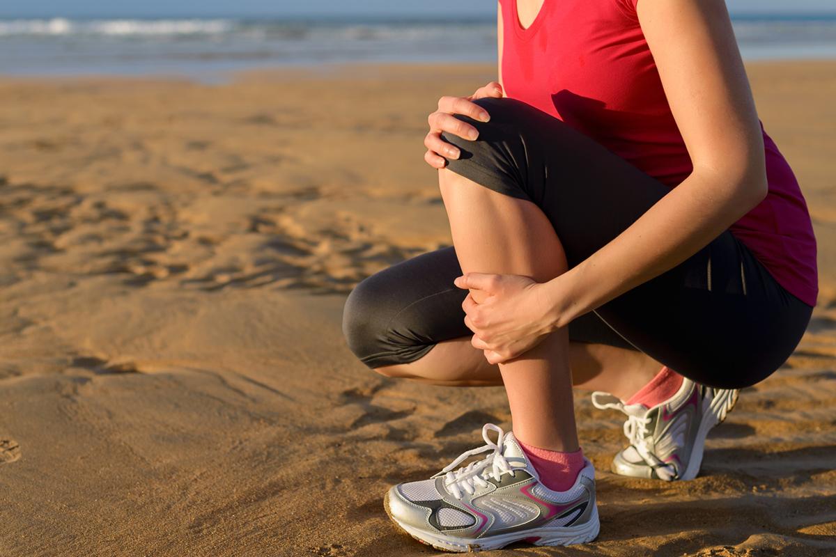 ízületi fájdalom a lábon futás után)