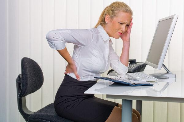 ízületi fájdalom ülő munka során)