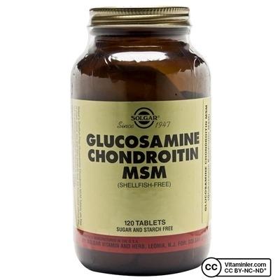 A kondroitin, a glükózamin és az MSM hármas kombinációban a leghatékonyabb!