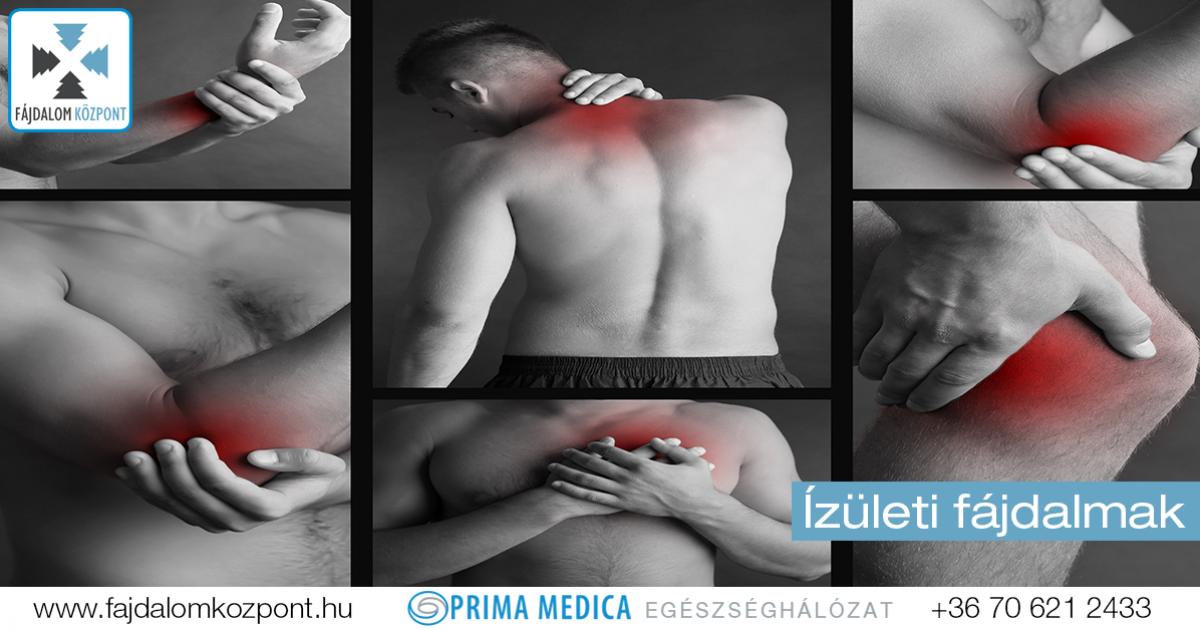 az ízületek és a hát fájdalmainak okai)