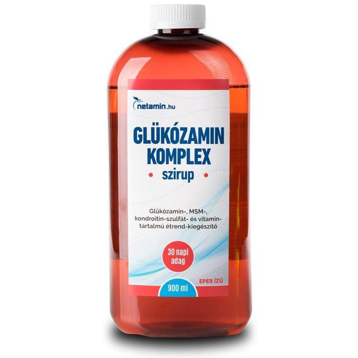 glükózamin és kondroitin kezelése