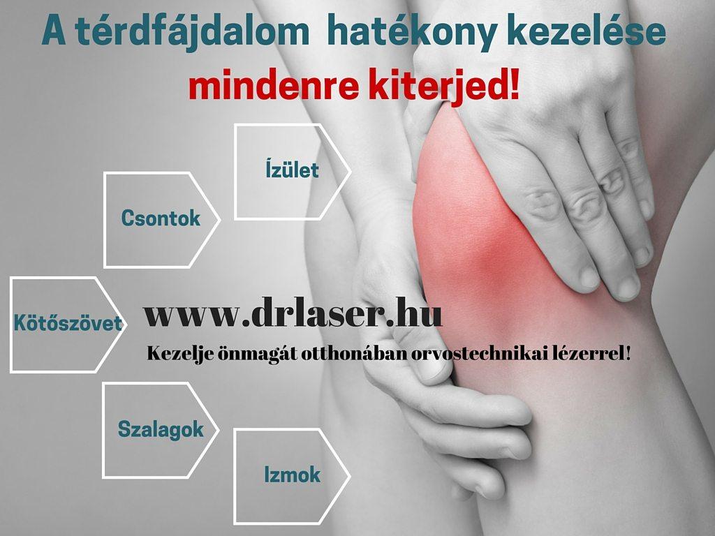 akut fájdalom, térd artrózisával