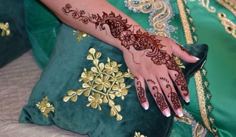 Vitamin Sziget - / Henna hajfesték használata