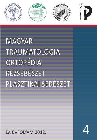 coxarthrosis kezelési protokoll)