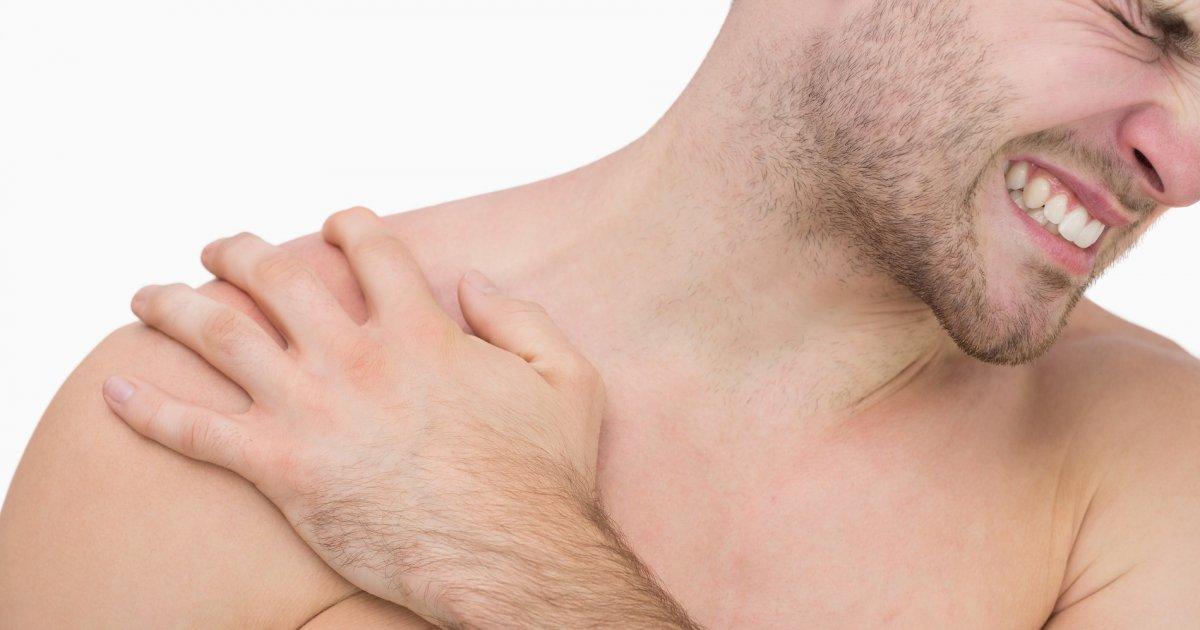 elviselhetetlenül a vállízület fájdalma