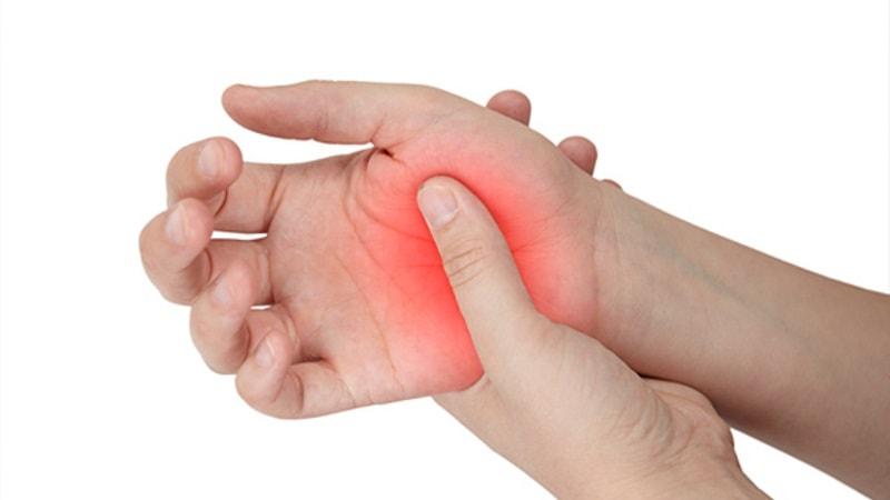 Ízületi fájdalomkezelés troxevasin, Gyulladásos ízületi megbetegedések (arthritisek)