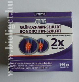 glükózamin-kondroitin ízületek számára