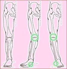 a láb alsó végtagjainak ízületi kezelése)