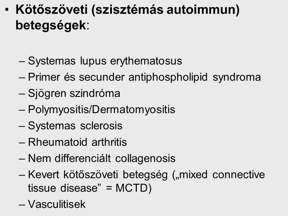 differenciálatlan szisztémás kötőszöveti betegség
