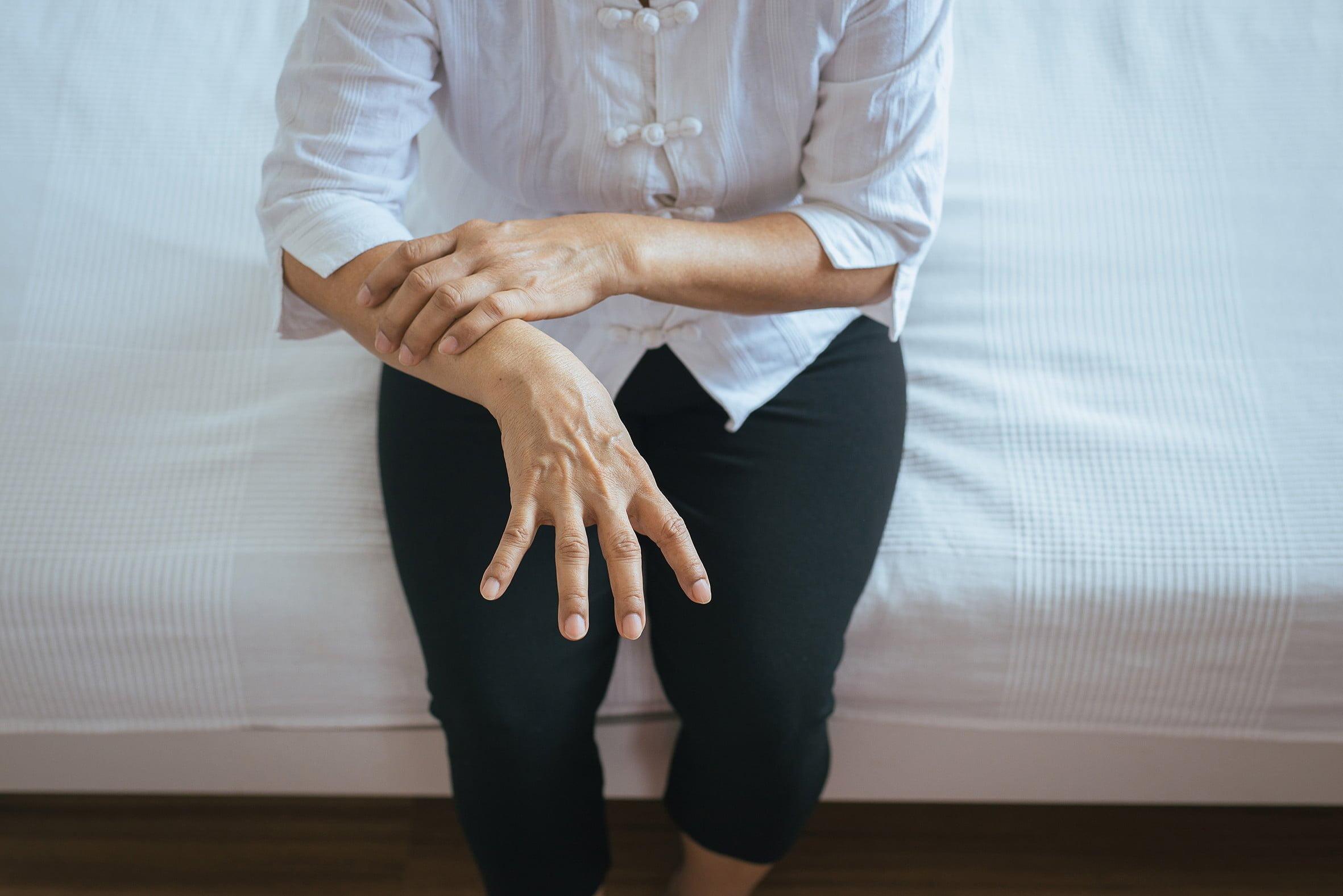 ízületi fájdalom parkinson-kórban