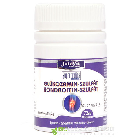 glükózamin vagy kondroitin, amely jobb)