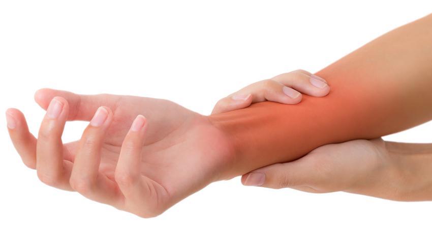 bal kéz izületi gyulladása, mint kezelésére