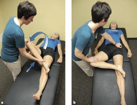 fájdalom a bal combcsontról járás közben az ízületek megsérülnek, miután felhúzták