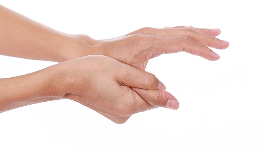 az ujjízület fáj az egérről a vállízület és a nyaki fájdalom okai