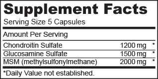 Hatástalan a kondroitin és a glükózamin