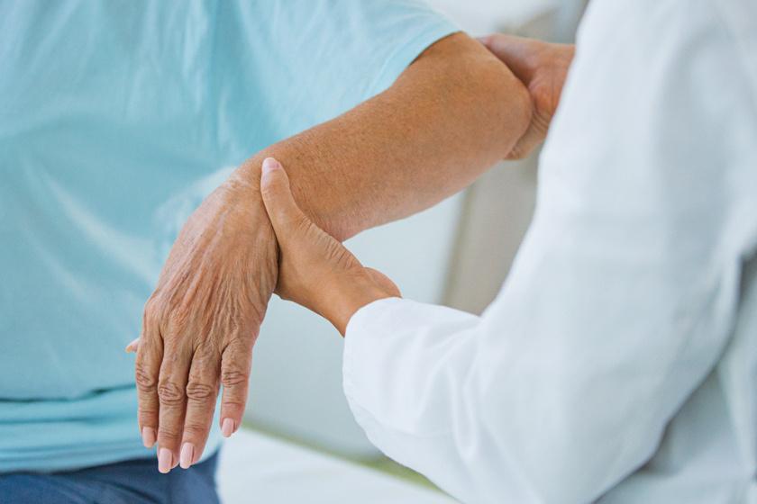 a kéz ízületi tüneteinek kezelése