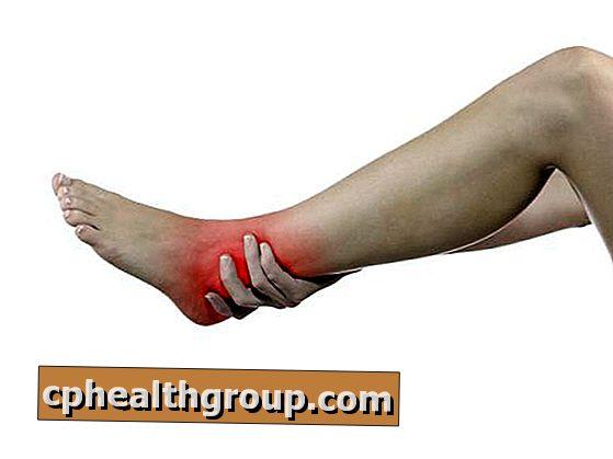 gyógyítani a boka fájdalmat a kéz ízületei fájnak edzés közben